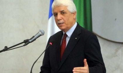 Tayeb Louh : garantir les droits et libertés, principale motivation des réformes du système législatif