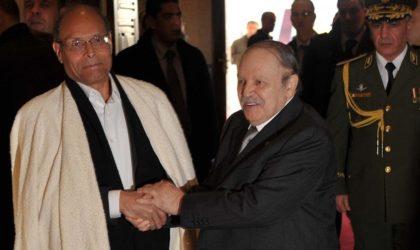 L'ingratitude de l'ex-président tunisien Moncef Marzouki envers l'Algérie