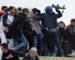 Violences lors de la rencontre MCA – USMBA : 18 policiers et 22 supporteurs blessés