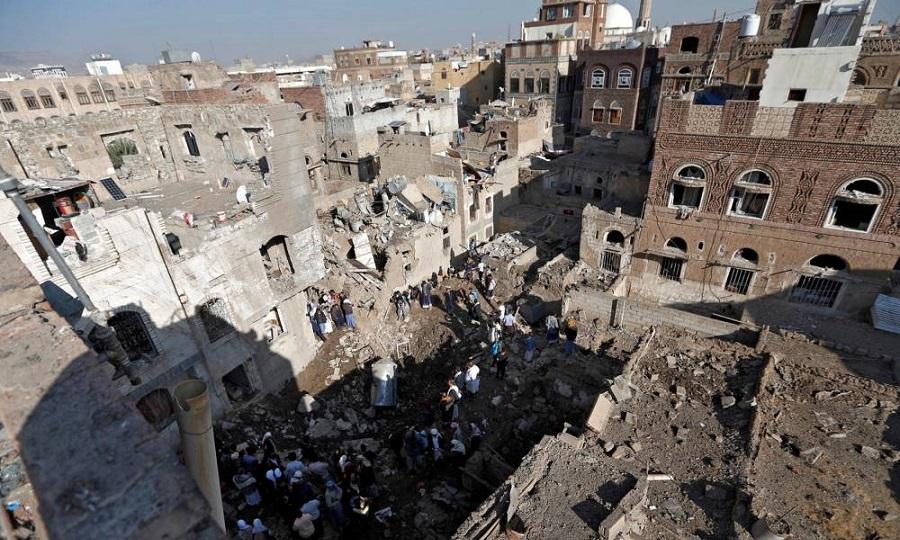 belligérants, Yémen