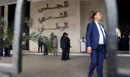 L'ONM reconnaît le nouveau président de l'APN : Bouhadja «mort et enterré»