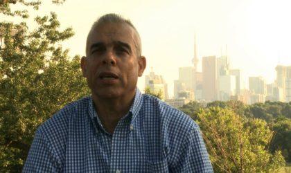 Nasser Chali présente son troisième roman : L'Apatride ou la quête des origines