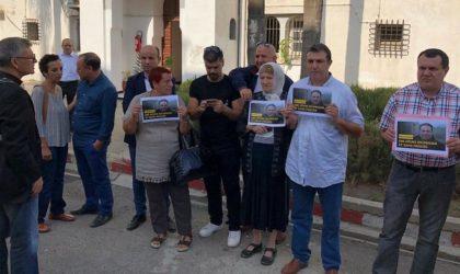 Condamné à 16 mois de prison ferme, le journaliste Saïd Chitour libéré