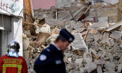 Effondrement des immeubles à Marseille : les classes dirigeantes françaises coupables