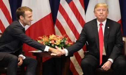 Construction d'une armée européenne: Trump dénonce les propos «insultants» de Macron