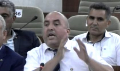Le député Khaled Tazaghart démissionne du Front El-Moustakbal
