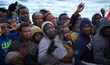 Des ONG au sujet des migrants : «Les pays européens mentent !»