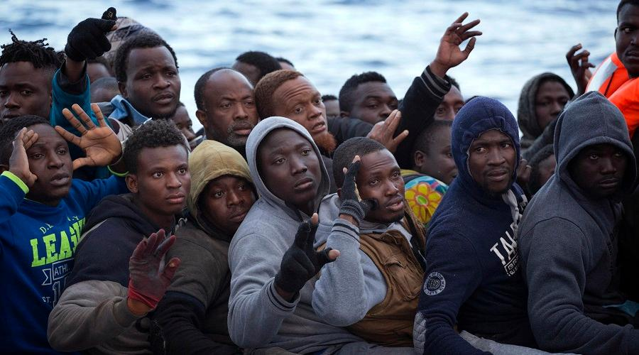 migrants ONG