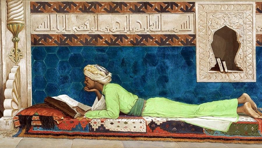 Boubakir, orientalisme