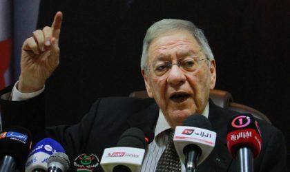 Djamel Ould-Abbès ne veut pas lâcher : «Je suis toujours le SG du FLN !»