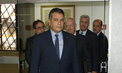 Le nouveau patron du FLN corrige le tir : «Bouteflika n'a pas encore décidé»