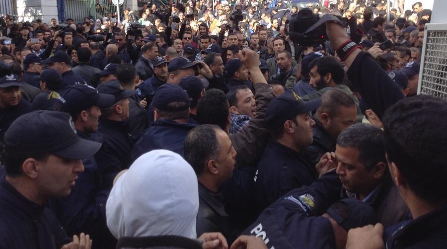 police Algérie