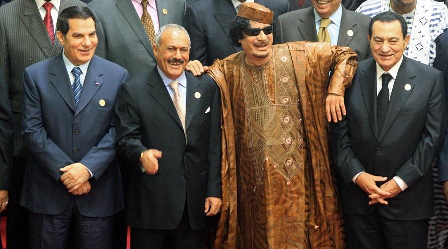 presidents arabe