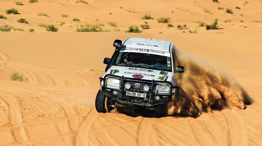 rallye Sahara