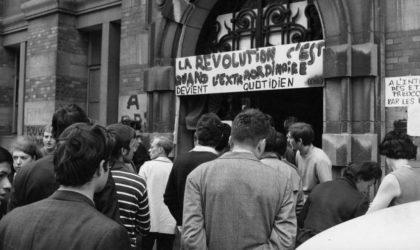 Un Mai libre et solidaire ou la traversée de 68 par un jeune Algérien