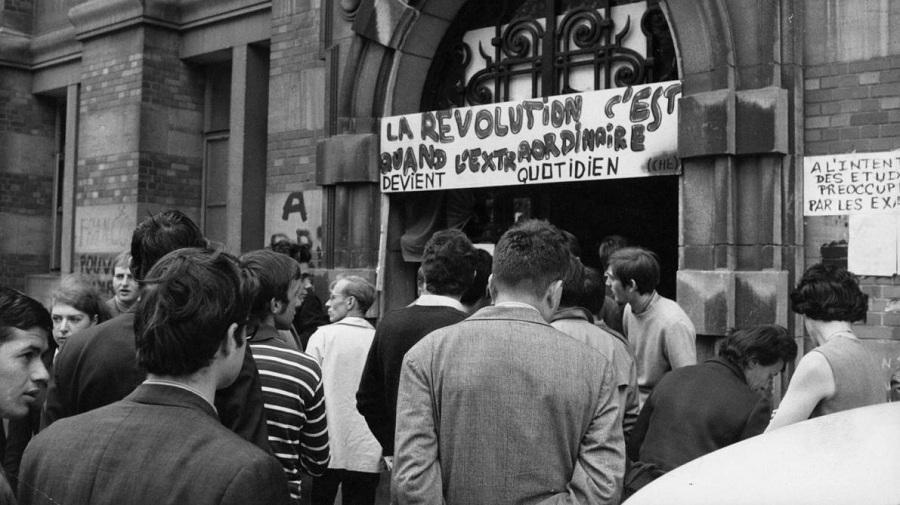 étudiants Paris