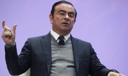 Le PDG de Renault-Nissan-Mitsubishi arrêté à Tokyo