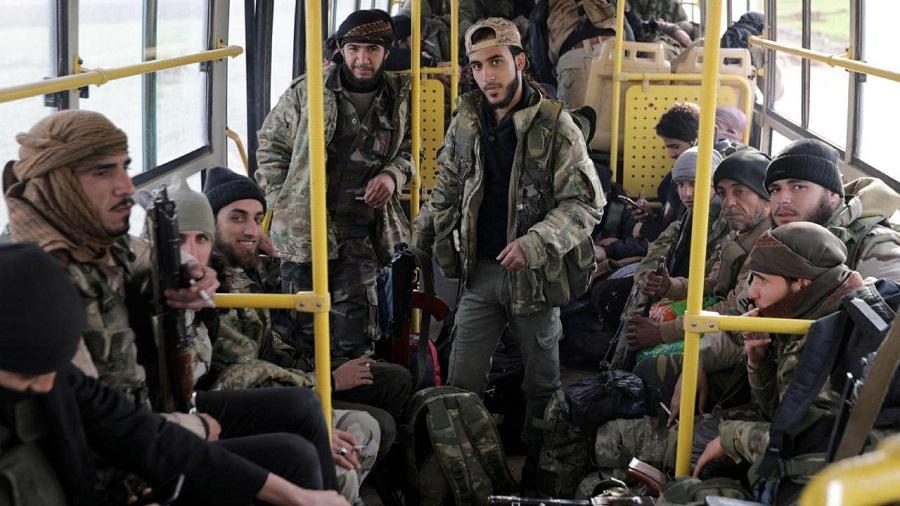syriens rebondissement
