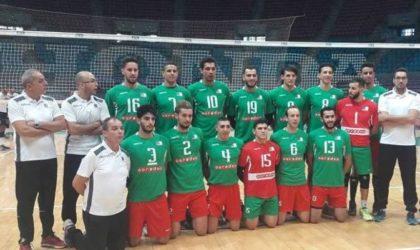 Volley : victoire de l'Algérie face à la Jordanie