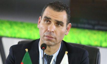 Zetchi appelle les Verts à faire preuve de combativité sur le terrain