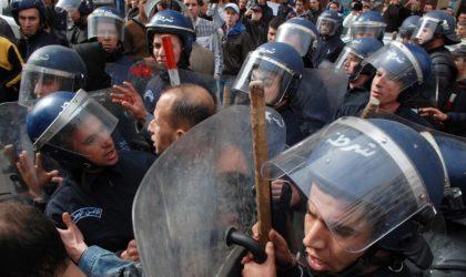Marche pour les libertés: plusieurs arrestations et barricades à Béjaïa