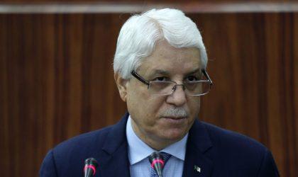 Validation de 206 dossiers de candidature pour les élections du Conseil de la nation