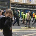 Paris gilets jaune