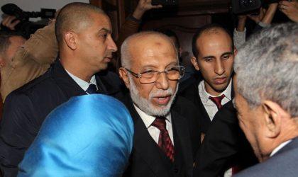 Belkhadem : «Le FLN n'est ni une société par actions ni un bien à vendre»