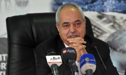 Ahmed Benbitour appelle au changement du système de gouvernance
