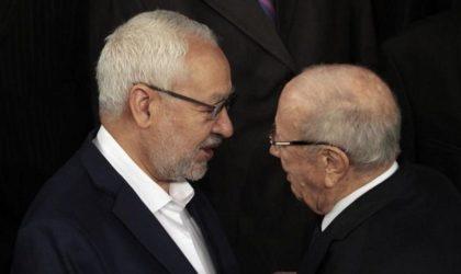 Ennahdha accuse Essebsi d'encourager la violence : où va la Tunisie ?