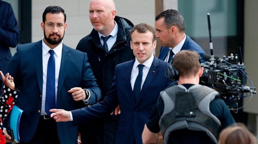 Macron Alexandre