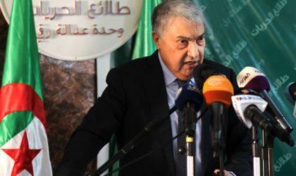 Benflis : «Il y a deux scénarios possibles pour la prochaine présidentielle»