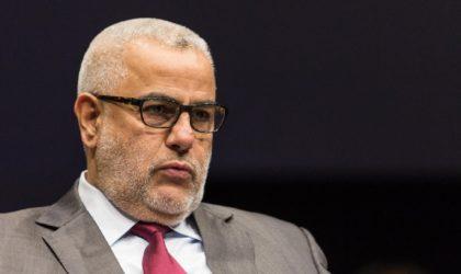 Des membres du parti islamiste marocain PJD à Alger courant décembre