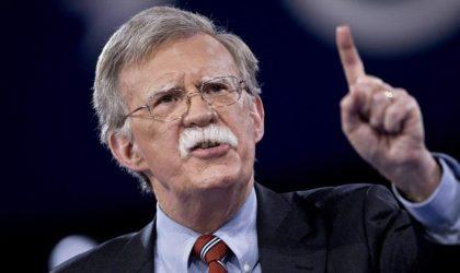 Un conseiller du roi cible l'Algérie ou quand Bolton fait trembler le Makhzen