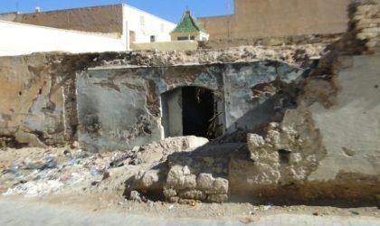 La maison où est né Bouteflika à Oujda a été finalement démolie