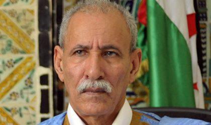 Ghali appelle l'ONU à intervenir pour la libération des prisonniers sahraouis