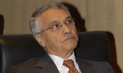 Chakib Khelil révèle sa feuille de route : l'élection présidentielle en vue ?