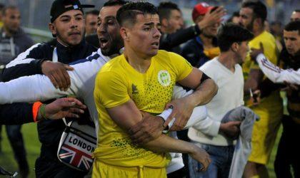JS Kabylie : Chetti dans le viseur de l'ES Tunis