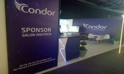 Condor participe au salon DIGITECH
