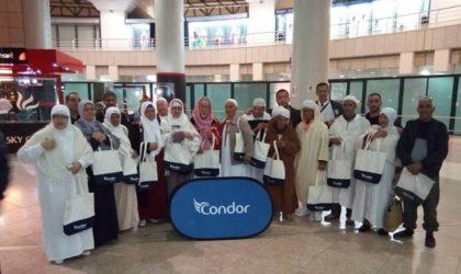 Condor offre une Omra à 20 pensionnaires de foyers pour personnes âgées