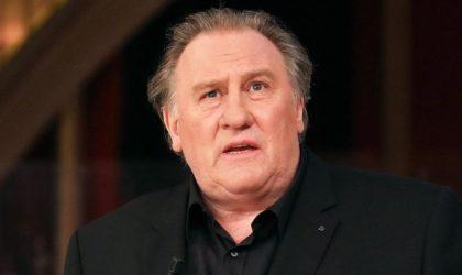 Plainte pour campagne calomnieuse en Algérie contre l'acteur Gérard Depardieu