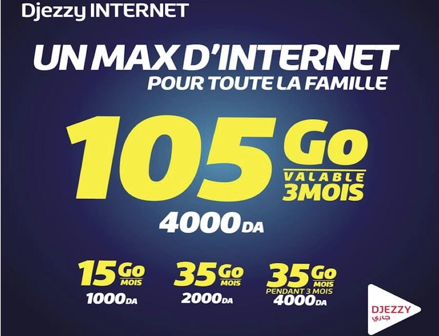 DjezzyInternet