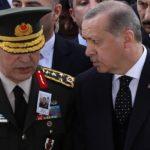 Erdogan armes