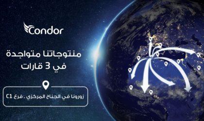 Condor Group participe à la 27e Foire de la production algérienne