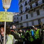 Macron Gilets jaunes France
