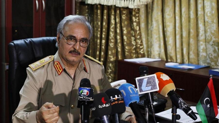 maréchal libyenne