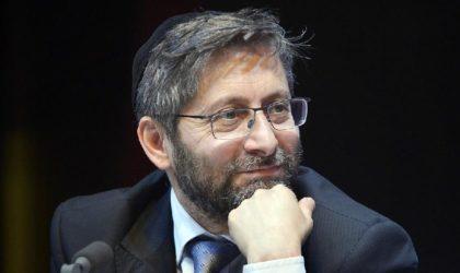 Le grand rabbin de France et le président du Crif veulent visiter l'Algérie