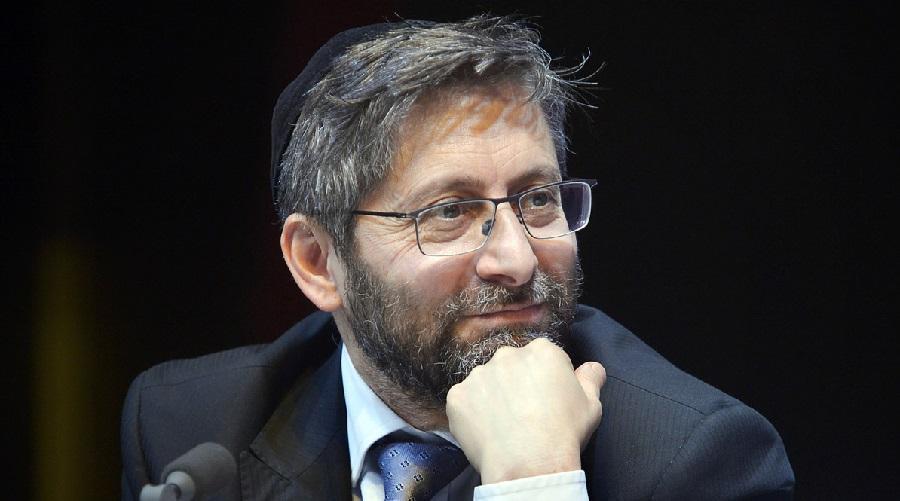 Haïm rabbin