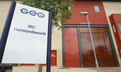 Intrigant décès d'un Algérien dans un centre de rétention à Londres