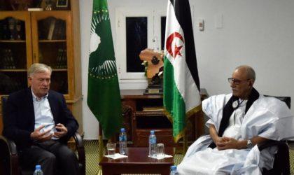 Horst Köhler : «Une solution pacifique est possible au Sahara Occidental»